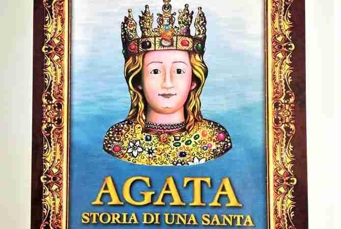 AGATA Storia di una Santa di Fabia Mustica, EDIZIONI SAN PAOLO