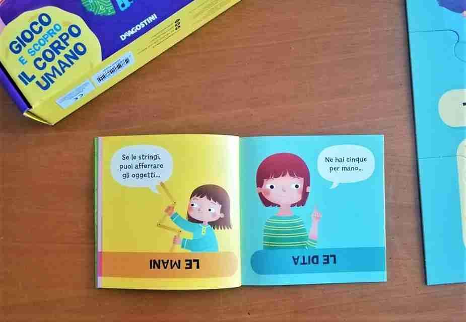 COME SEI FATTO illustrazioni libro
