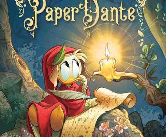 PAPERDANTE Letteratura a fumetti, GIUNTI EDITORE