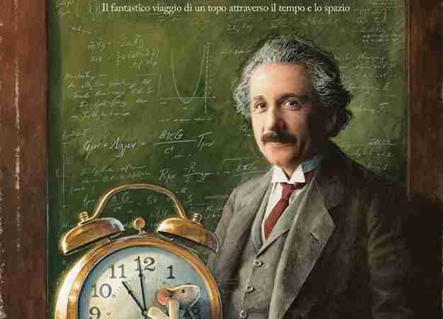 EINSTEIN Il fantastico viaggio di un topo attraverso lo spazio e il tempo di Torben Kuhlman, ORECCHIO ACERBO EDITORE