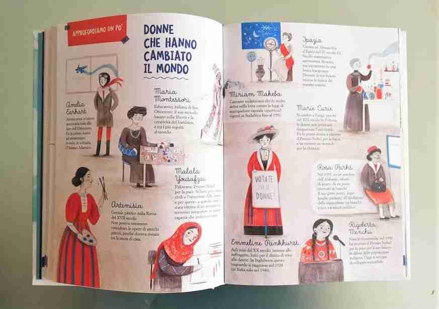 POSSIAMO CAMBIARE IL MONDO illustrazioni libro