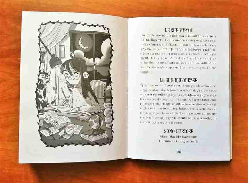 le amiche formidabili illustrazioni libro