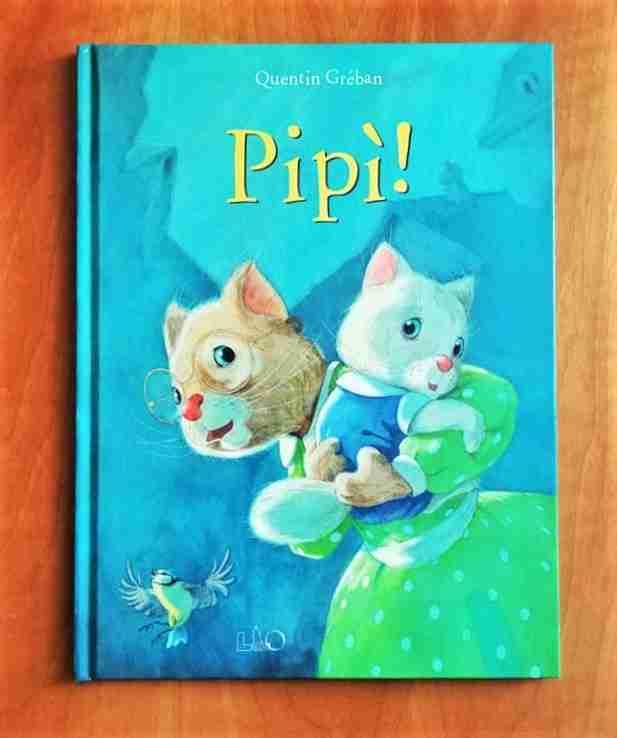 PIPÌ! di Quentin Gréban, LO éditions