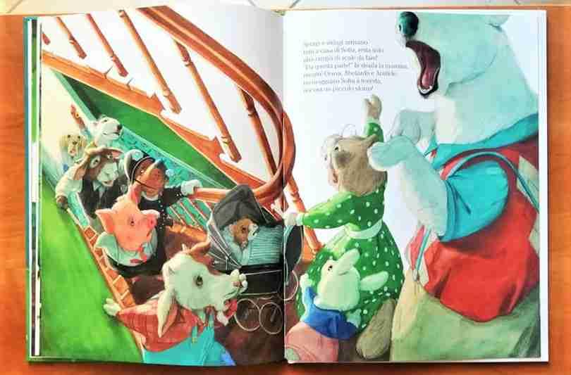 pipì libro illustrazioni