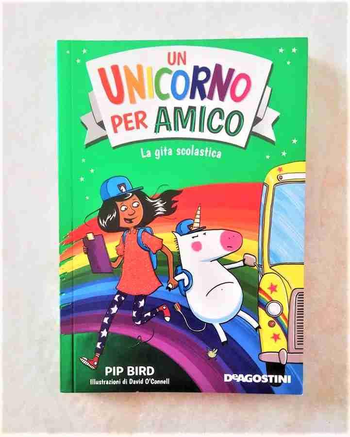 un unicorno per amico la gita scolastica