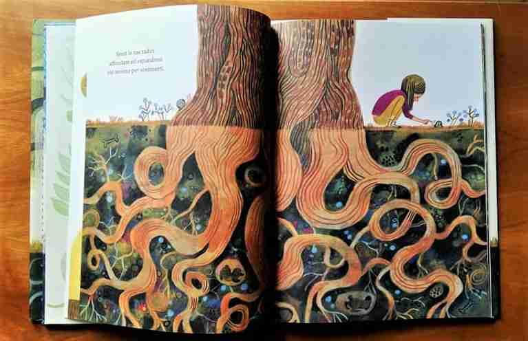 come un albero recensione del libro