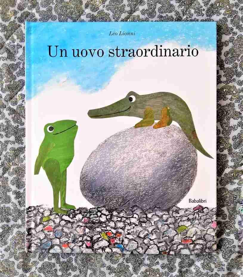 UN UOVO STRAORDINARIO di Leo Lionni, BABALIBRI