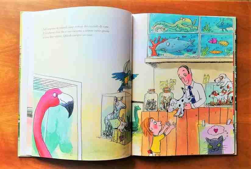 I CAVALLUCCI MARINI SONO ESAURITI illustrazioni del libro