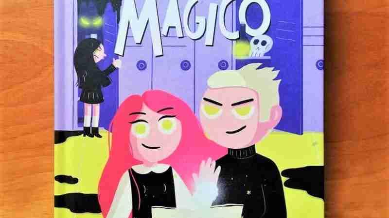 IL CERCHIO MAGICO di Carlotta Scalabrini, BAO Publishing