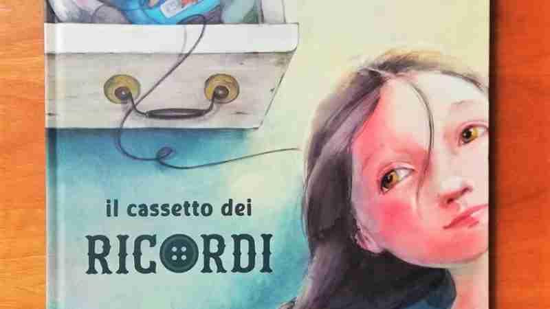 IL CASSETTO DEI RICORDI di Lorenza Farina e Lucia Ricciardi, MIMebù
