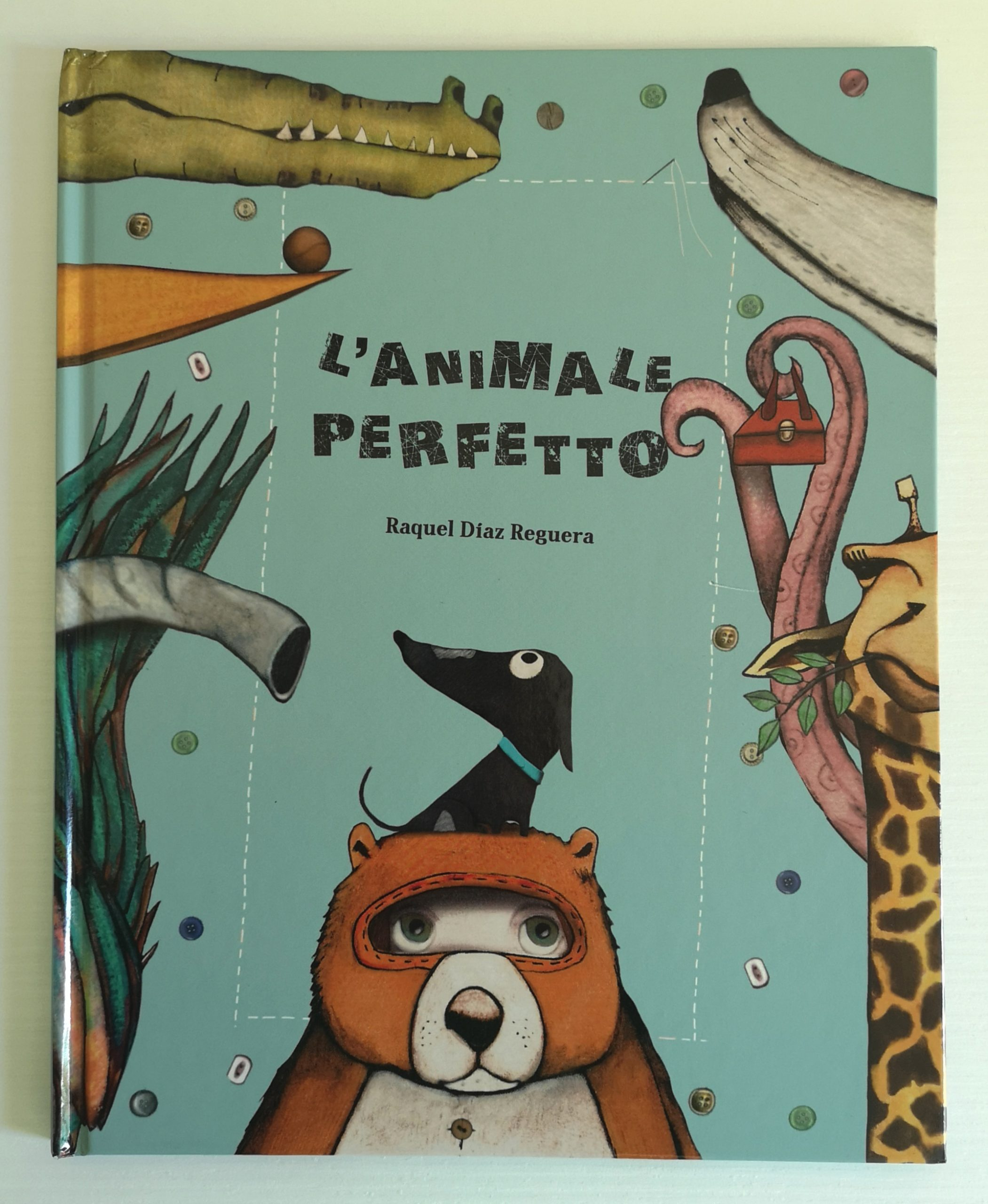 L'ANIMALE PERFETTO di Raquel Dìaz Reguera, NubeOcho