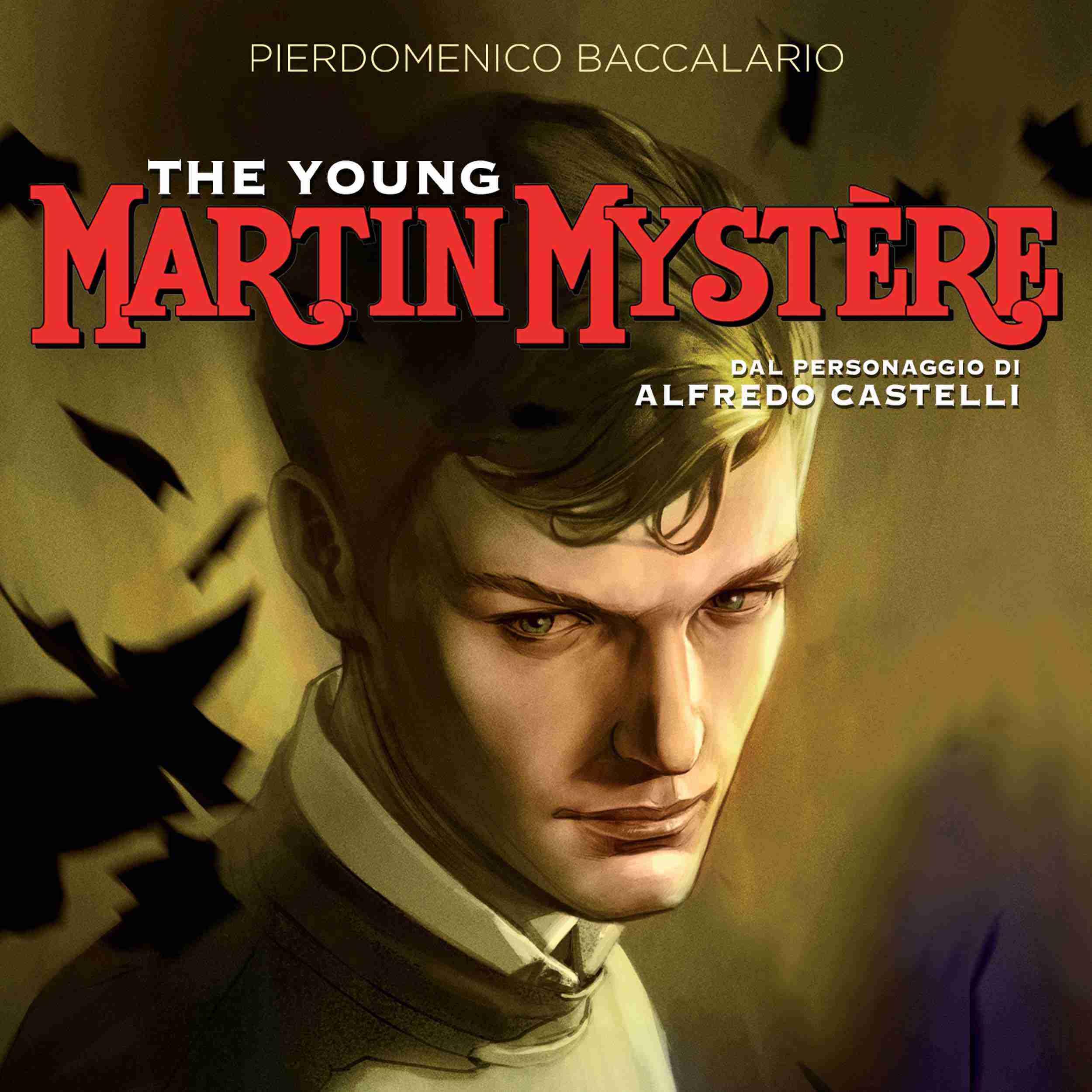 Martin Mystère il primo audiolibro di Storytel Italia e Sergio Bonelli Editore