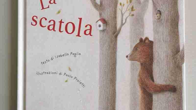 LA SCATOLA di Isabella Paglia e Paolo Proietti, LA MARGHERITA EDIZIONI