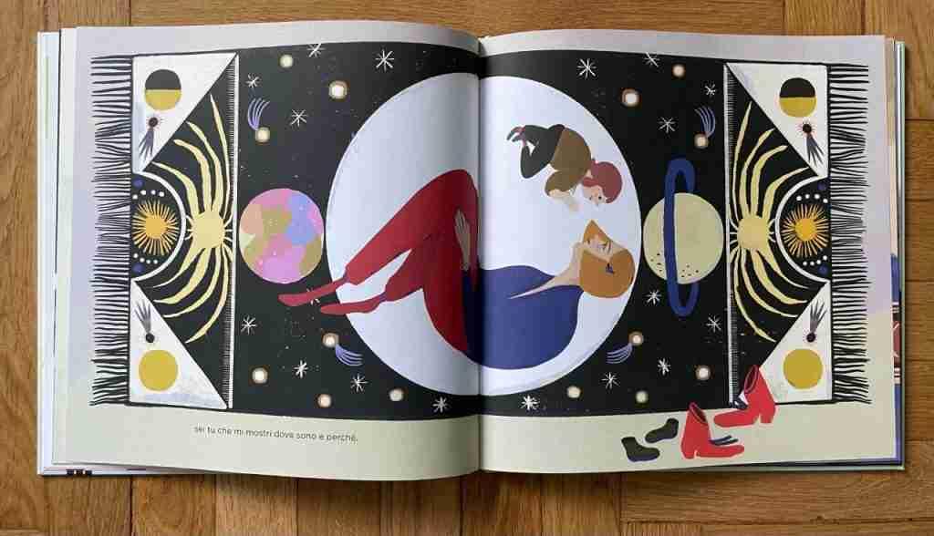 ogni volta illustrazion interne del libro