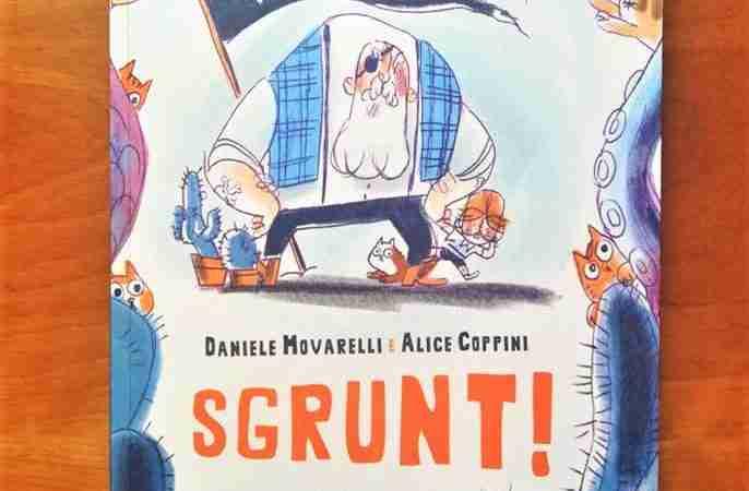 SGRUNT! di Daniele Movarelli e Alice Coppini, SINNOS EDITRICE