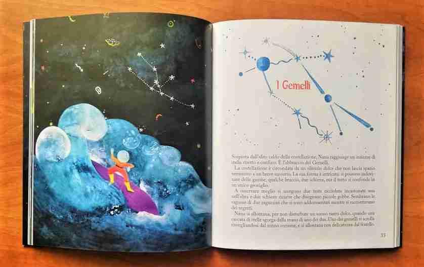 DODICI STORIE DAL CIELO libro per bambini recensione