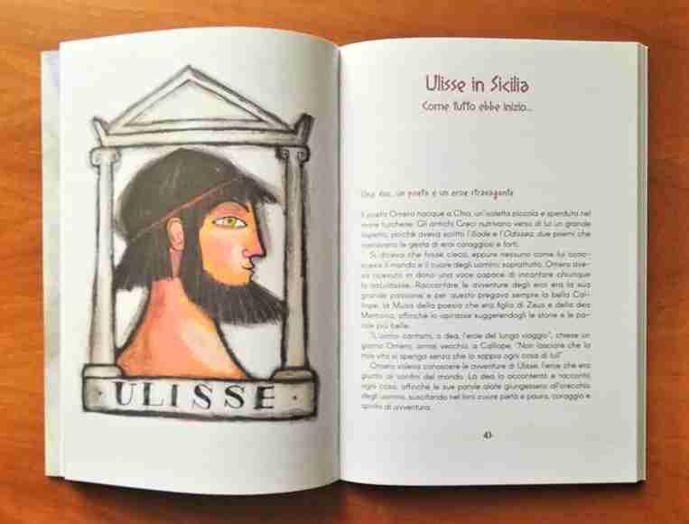 L'ISOLA DEI MITI Racconti della Sicilia al tempo dei greci libro recensione