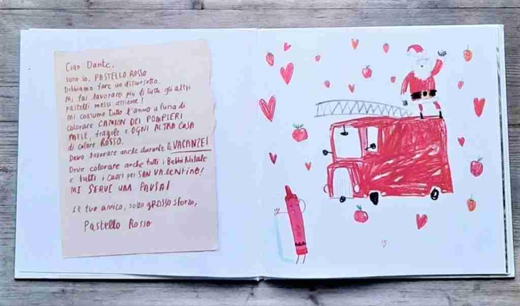 PASTELLI RIBELLI di Drew Daywalt e Oliver Jeffers recensione e illustrazioni
