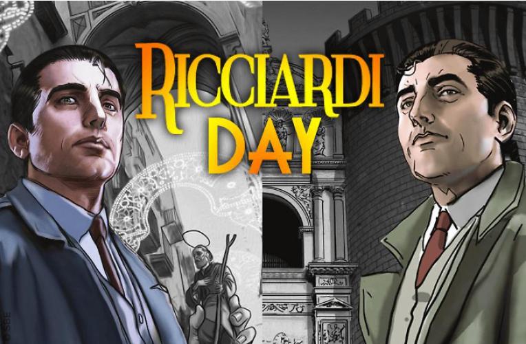 RICCIARDI DAY 2021 Doppia uscita per il Commissario a fumetti, Sergio Bonelli Editore