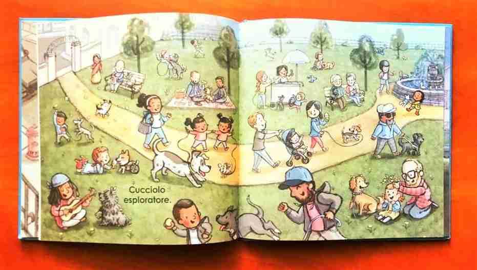 un bravo cucciolo recensione libro illustrazioni
