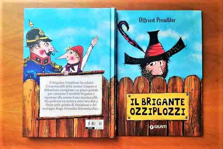 Il brigante Ozziplozzi recensione libro