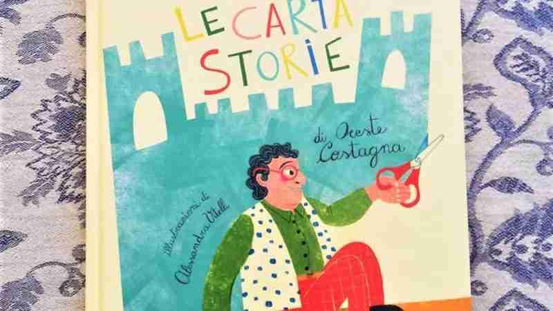 LE CARTASTORIE di Oreste Castagna e Alessandra Vitelli, PAOLINE EDITORIALE LIBRI