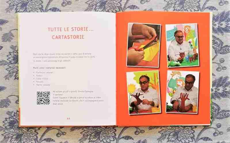 LE CARTASTORIE di Oreste Castagna recensione e illustrazioni