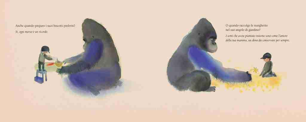 il bambino e il gorilla recensione libro