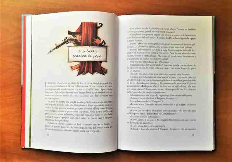 recensione del libro Il brigante Ozziplozzi