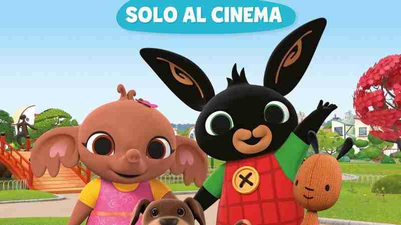 BING E LE STORIE DEGLI ANIMALI nelle sale italiane dal 30 settembre al 3 novembre