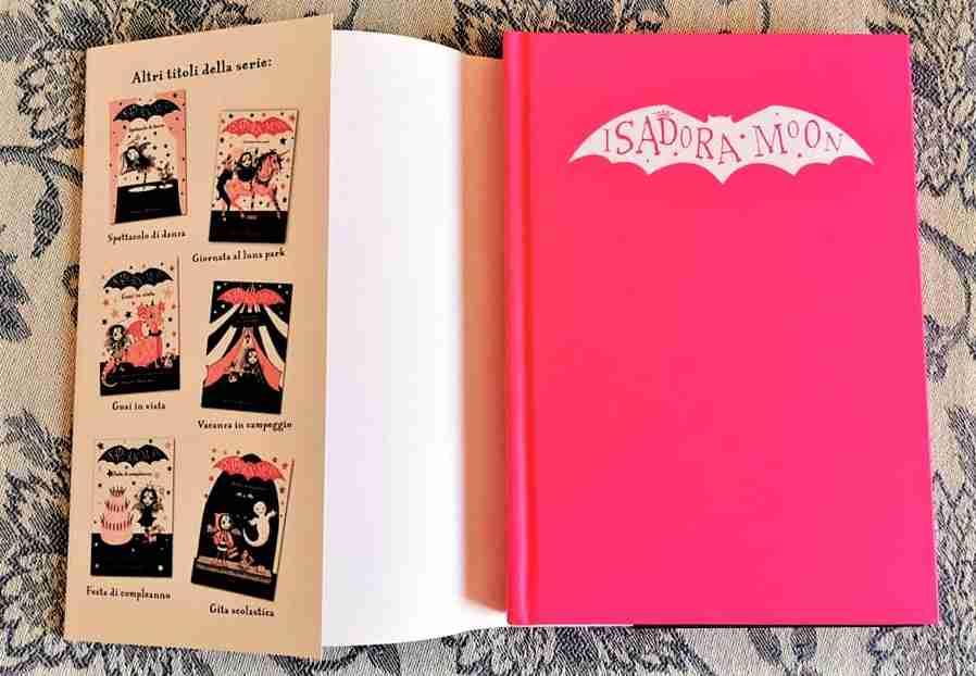 ISADORA MOON VA AL MATRIMONIO libro recensione