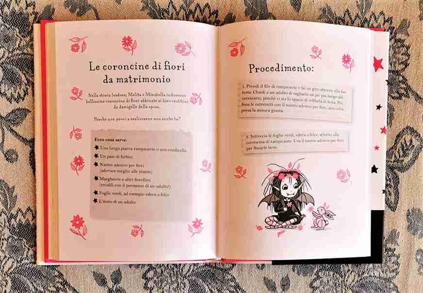 ISADORA MOON VA AL MATRIMONIO recensione libro