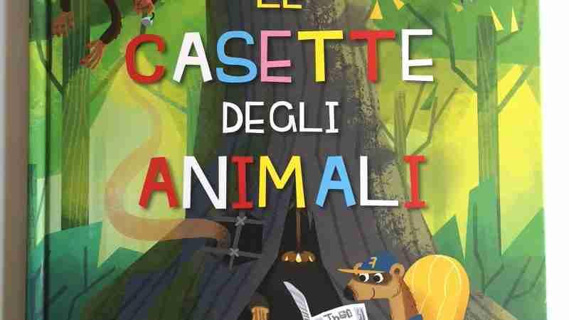 LE CASETTE DEGLI ANIMALI di Andrea Castellani, EDIZIONI THEORIA