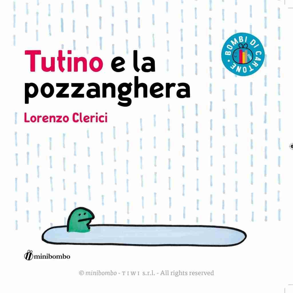 recensione TUTINO E LA POZZANGHERA