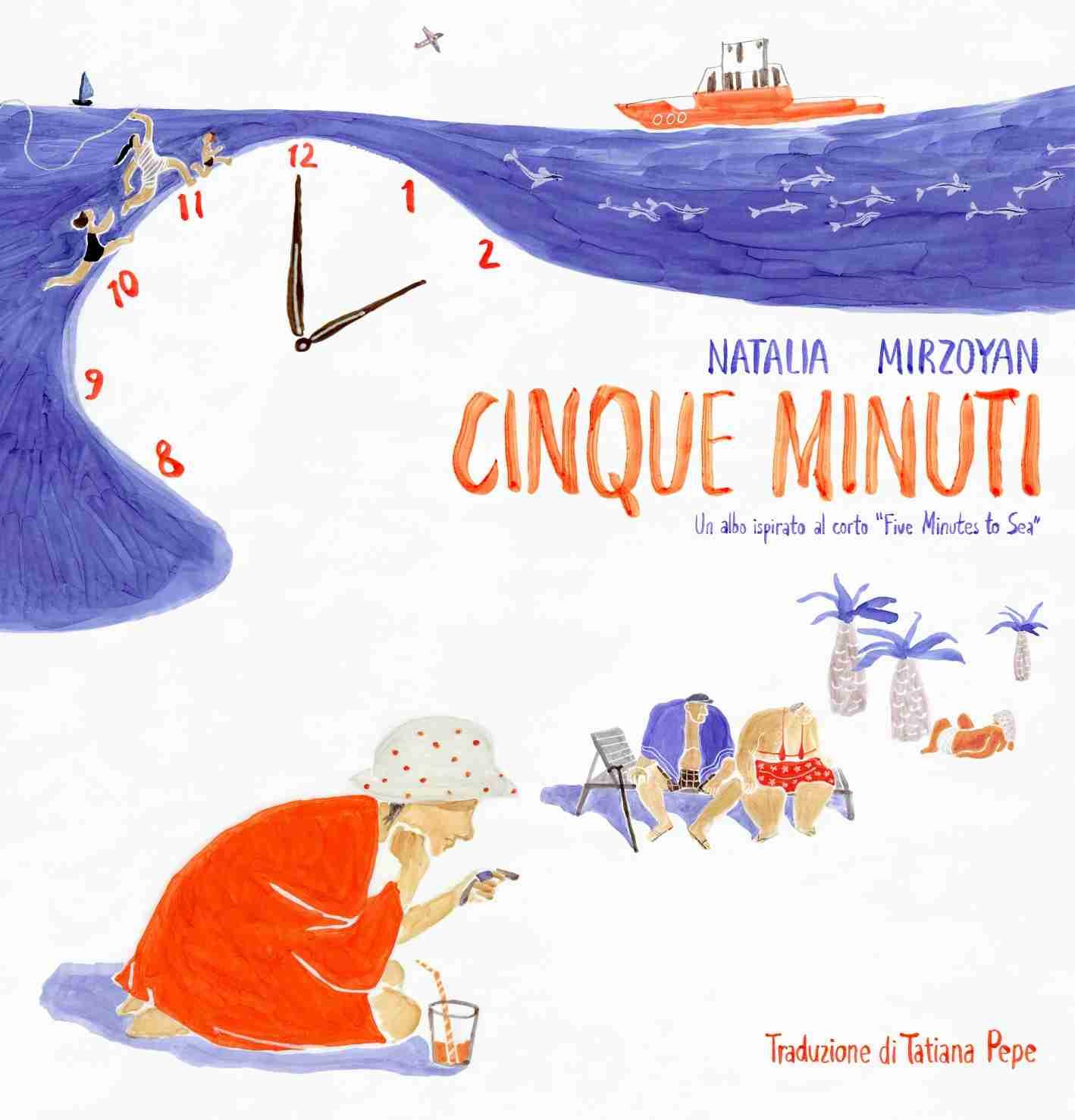 CINQUE MINUTI di Natalia Mirzoyan, CAISSA EDITORE