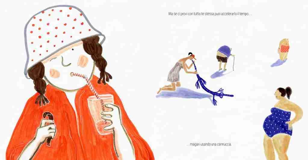 CINQUE MINUTI di Natalia Mirzoyan recensione libro