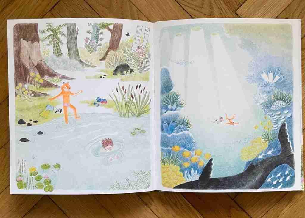 DOMENICA di Fleur Oury libro e recensione
