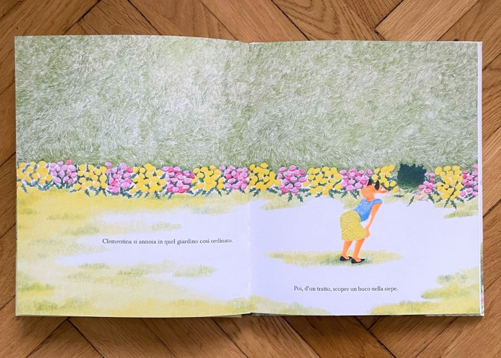 DOMENICA di Fleur Oury libro recensione