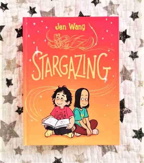 STARGAZING di Jen Wang, BAO Publishing