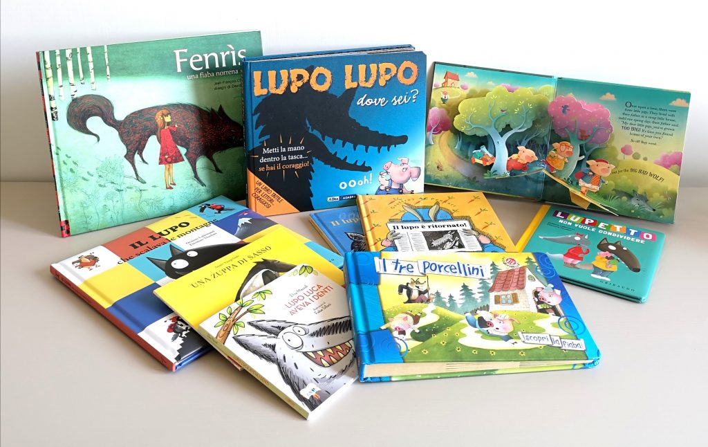 libri-con-IL-LUPO-IL-VERO-PROTAGONISTA