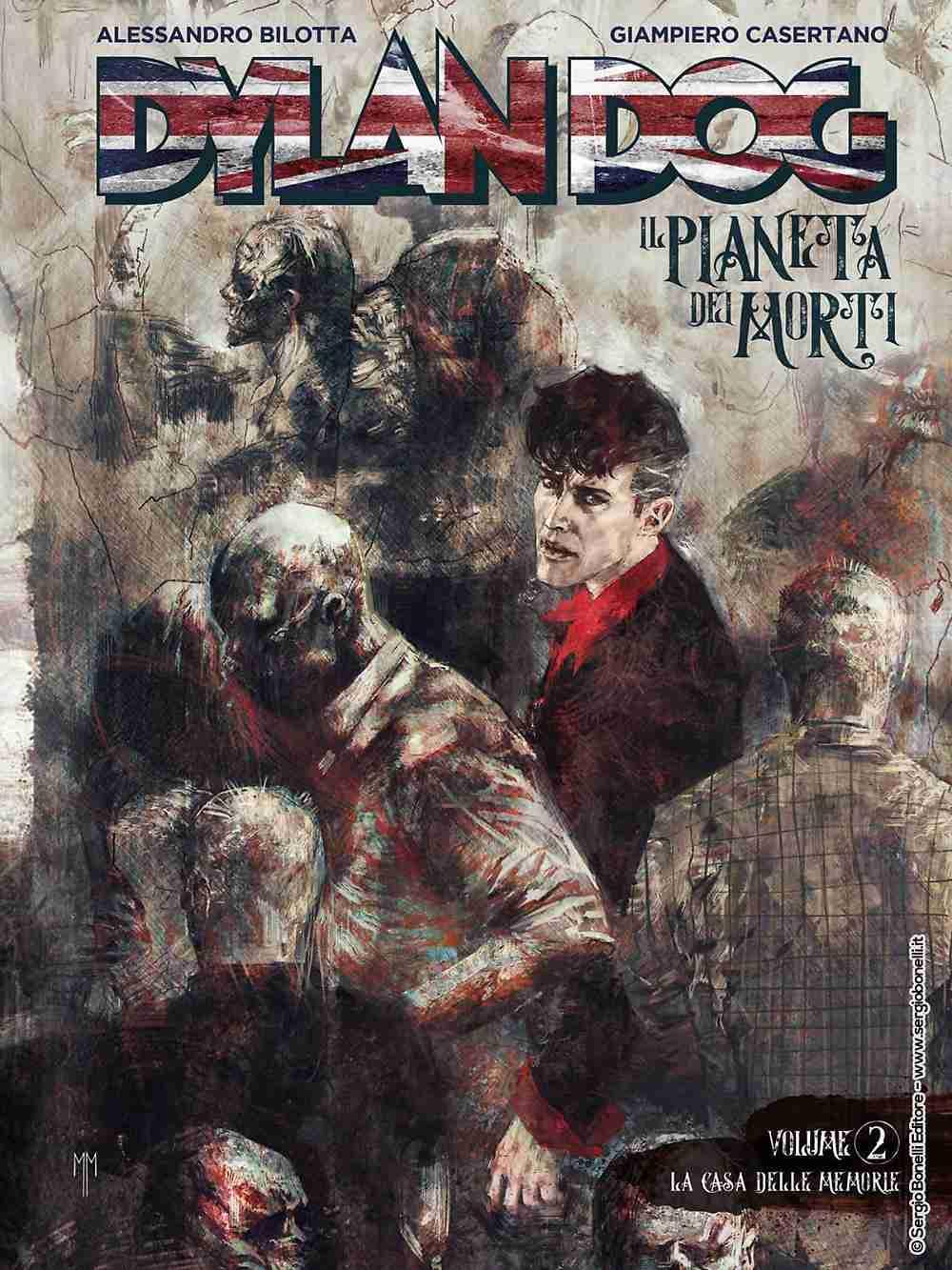 DYLAN DOG Il pianeta dei morti Volume 2