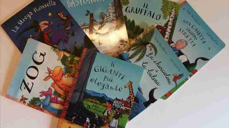 I libri di Julia Donaldson: i nostri preferiti