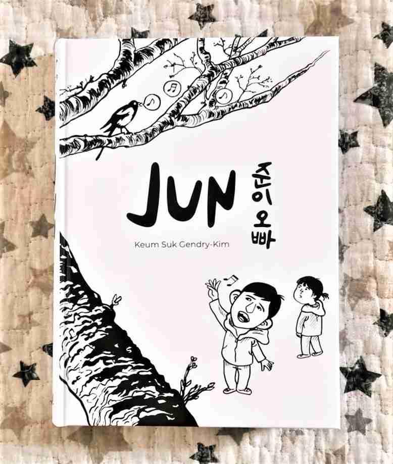 JUN di Keum Suk Gendry-Kim, BAO PUBLISHING