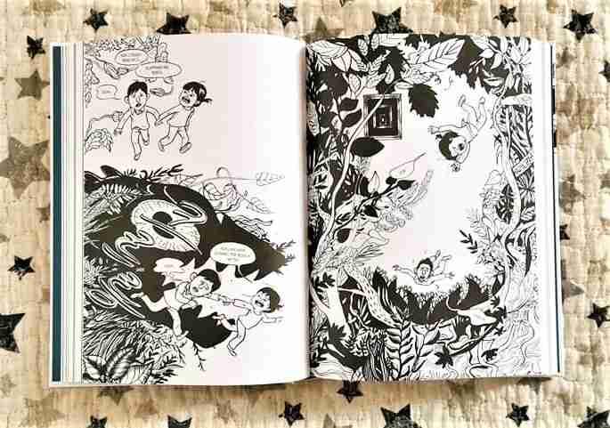 JUN di Keum Suk Gendry-Kim fumetto recensione