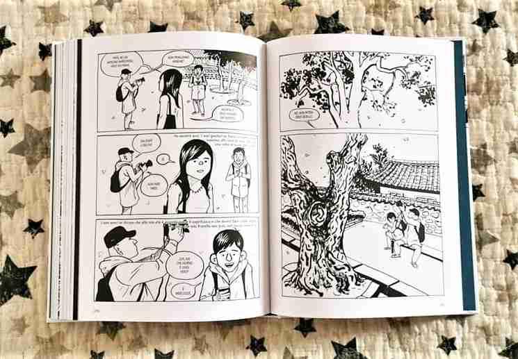 JUN di Keum Suk Gendry-Kim recensione libro