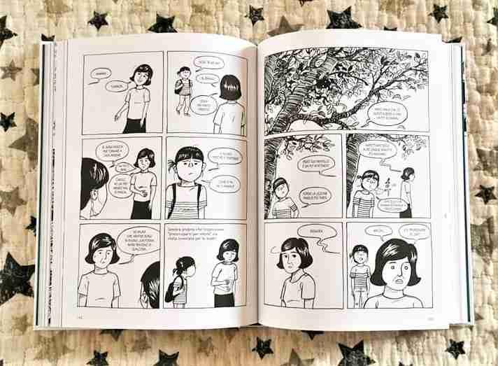 JUN di Keum Suk Gendry-Kim recensione