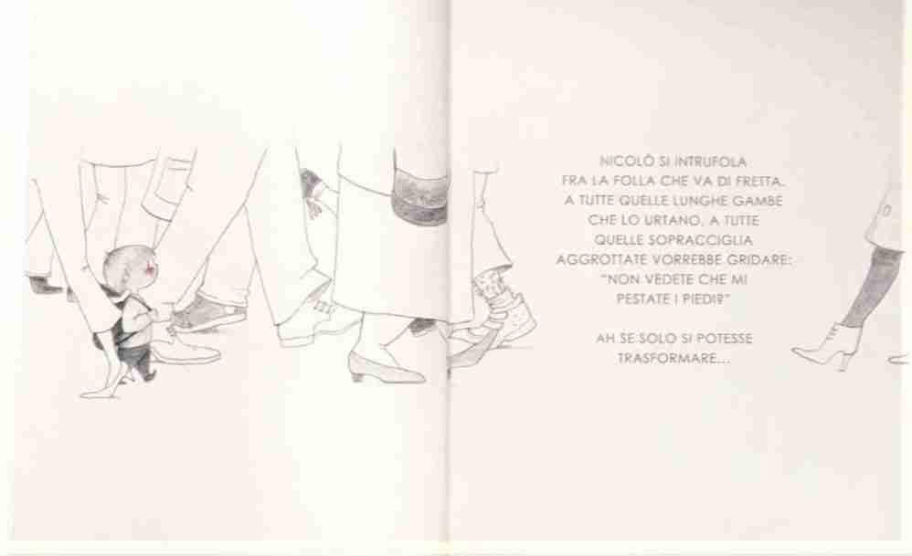NICOLÒ recensione del libro