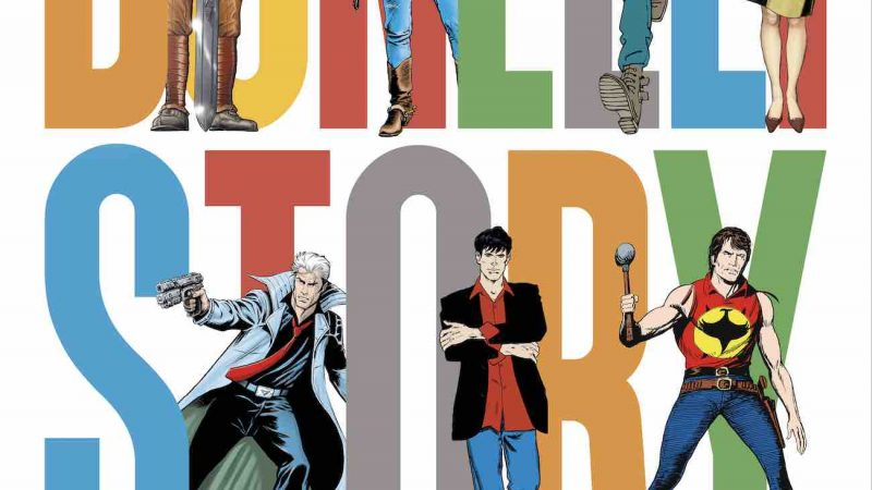 BONELLI STORY 80 anni a fumetti, 8 ottobre 2021 – 30 gennaio 2022 a Milano